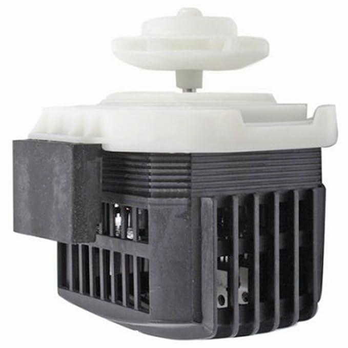 Spares2go completo Motor Bomba & Seal unidad para Hotpoint-Ariston ...