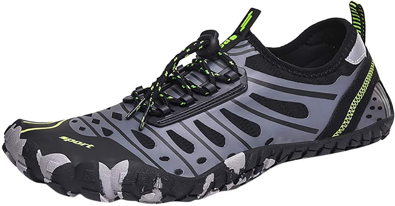 Oyedens - Zapatillas de Running para Hombre - Zapatillas de Senderismo para Hombre de Verano - Zapatillas Deportivas Swimming Beach Shoe Quick Drying Water Shoes 2019 Size: 45 EU: Amazon.es: Zapatos y complementos