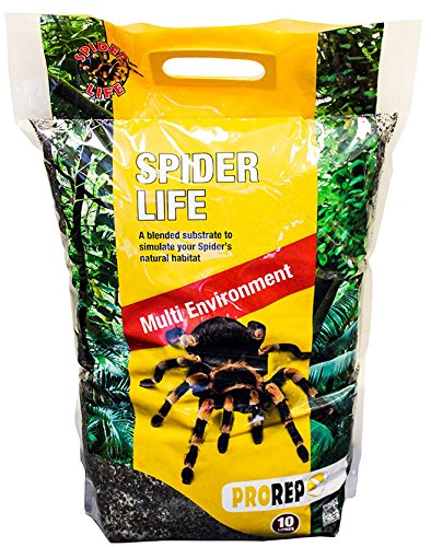 ProRep Spider Life Substrate, 10 Litre SMS010