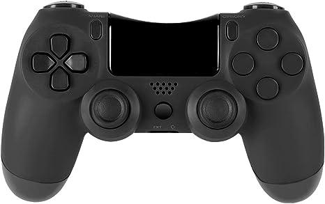Mando PS4 DoubleShock 4 Controlador Inalámbrico para PlayStation 4 Negro: Amazon.es: Videojuegos