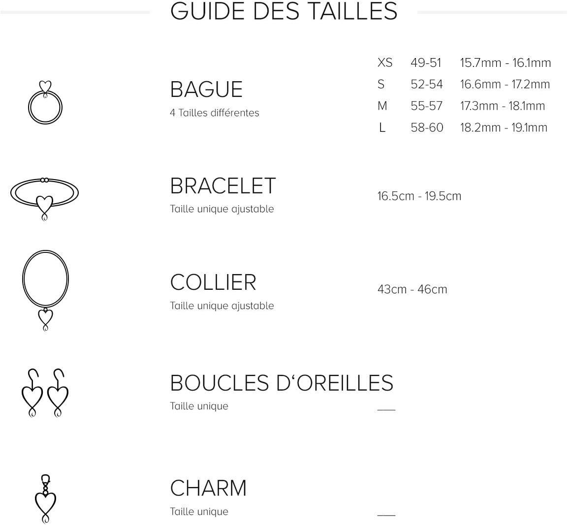 Bague JewelCandle Happy Birthday Bougie Parfum/ée avec Bijou Surprise en Argent S
