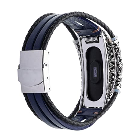Amazon.com: NOMENI Replacement Strap Smart Watch Wristbands ...