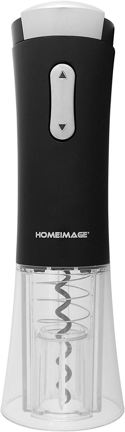 HOMEIMAGE Rechargable Electric Wine Bottle Opener HI-36M1