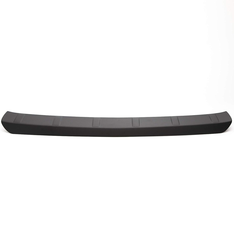 Aroba AR604 voll Ladekantenschutz passgenau mit Abkantung ABS Farbe schwarz