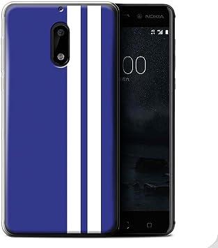 Stuff4® Phone Case/Cover/Skin/nokmic-gc/Racing Car Stripes ...