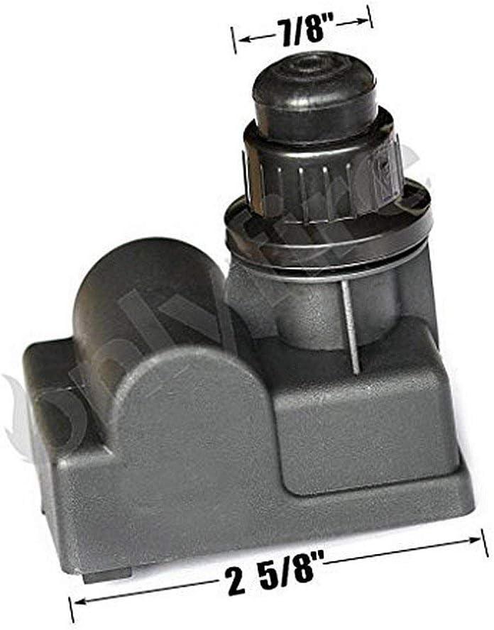 BBQ Gasgrill 4 Steckdosen AA Batterie Druckknopf Zündgerät Zünder Ignitor Neu