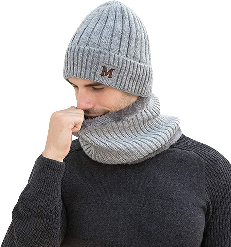 CakeLY Mens Winter Warm Hat...