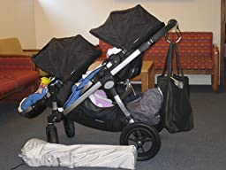 Amazon Com Baby Jogger City Select Stroller With 2nd