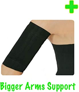 a7ab4e620fc7d HealthyNees (X-Large) Bigger Arms Compression Slimming Improve Toning  Circulation Massage Shaper Sleeve