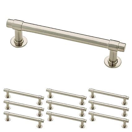 Franklin Brass P29617K SN B Satin Nickel 4 Inch Francisco Kitchen Or  Furniture