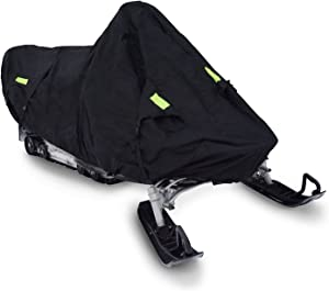 Budge SM-6 Sportsman Snowmobile Cover, Trailerable, Fits up to 115