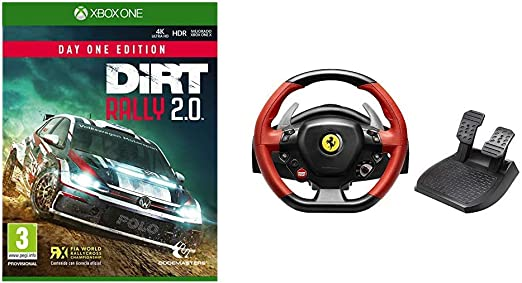 Codemasters - DiRT Rally 2.0 Day One Edition (Xbox One) + ...
