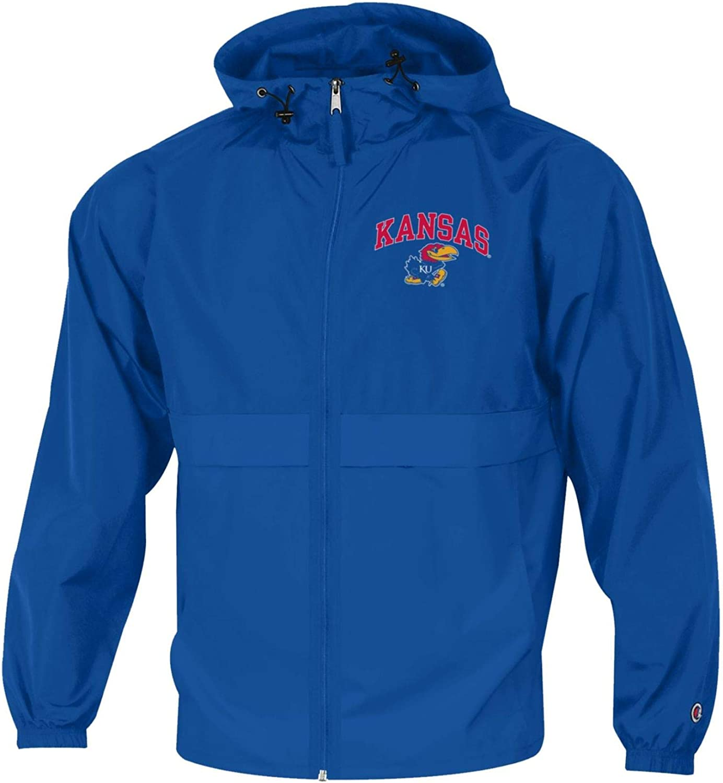 Champion NCAA Mens Lightweight Full Zip Jacket