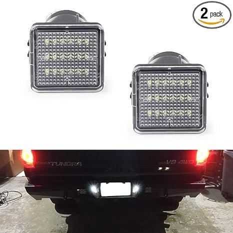 Amazon.com: GemPro - Juego de 2 lámparas LED para Toyota ...