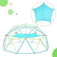 Zupapa Geometric Dome Climber Jungle Gym Hammock, Interesting Dome Climber Accessories for Kids