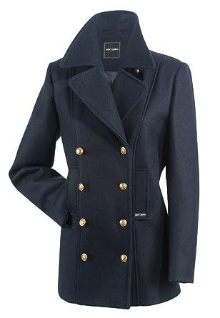 Saint James VOILURE Winterjacke aus 100 % Wolle Bretonische Jacke
