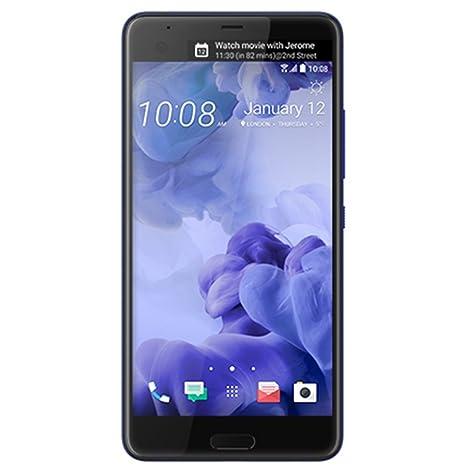 HTC U Ultra Smart Phone, Sapphire Blue Smartphones at amazon