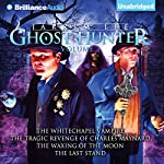 Jarrem Lee: Ghost Hunter: The Whitechapel Vampire, The Tragic Revenge of Charles Maynard, The Waxing of the Moon, The Last Stand | Gareth Tilley