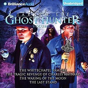 Jarrem Lee: Ghost Hunter Radio/TV Program