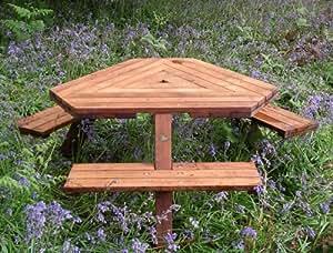 Winer restaurante mesa de picnic