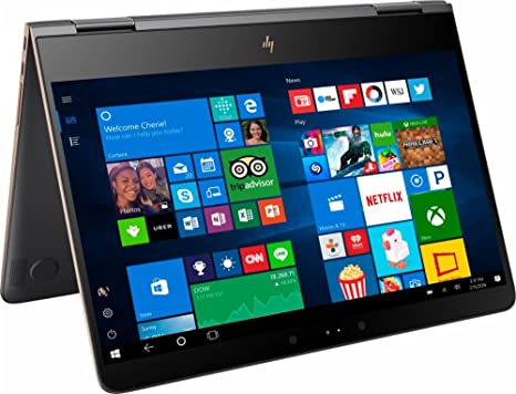 Amazon.com: HP Spectre x360 13-ac033dx 2-en-1 13.3