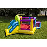 Bounce N Play Super Fort Sport Bounce (Multi Color)