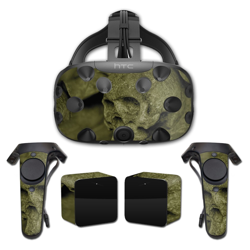 MightySkins Protective Vinyl Skin Decal for HTC Vive wrap cover sticker skins Absent Mind