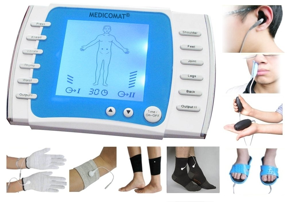 Ankle Wrist Pain Hand Foot Pain Relief Medicomat by Medicomat (Image #1)
