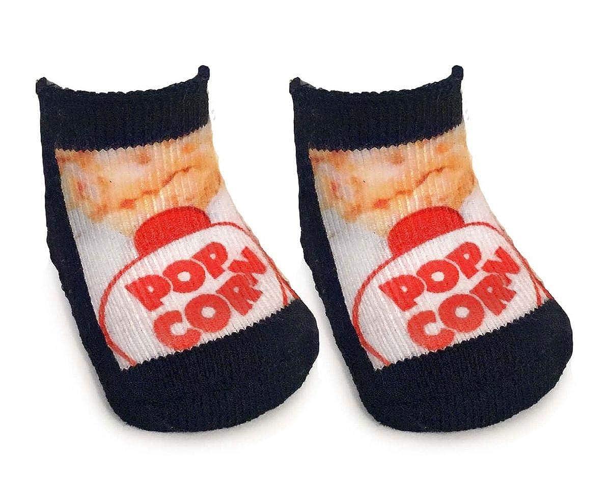Popcorn Baby Socks 0-6 Month