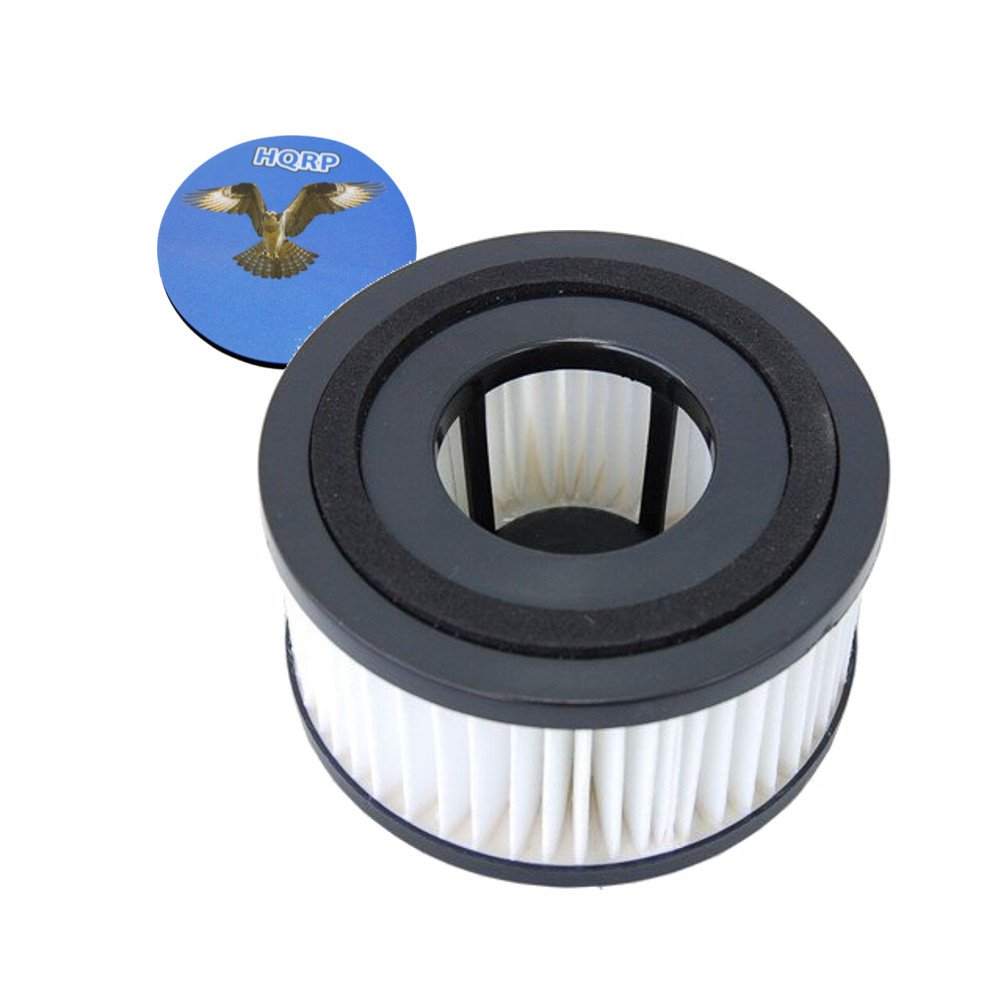 HQRP HEPA filter for Dirt Devil Easy Lite Quick Vacuum UD40230 [Vacuum Cleaners] plus HQRP Coaster   B005GVB0HK
