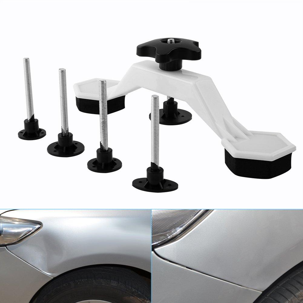 Qiilu PDR Tools Dent Removal Tools Car Body Paintless Dent Repair Tools Puller & Glue Pulling Tabs by Qiilu (Image #5)