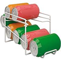 Metaltex 364908 Dispensador de latas para refrescos Fresco