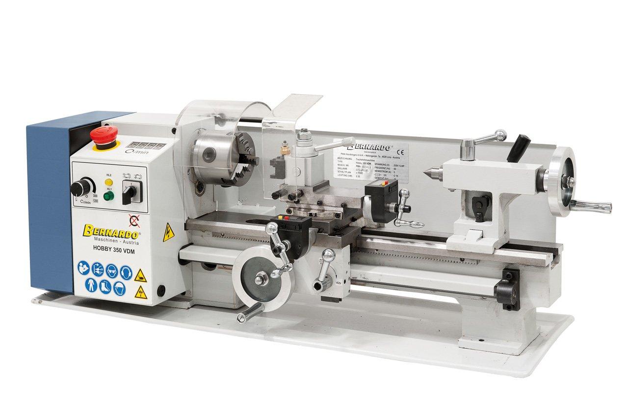 03-1029 Bernardo Leitspindel - Drehmaschine Hobby 350 VDM Drehbank Bernardo Maschinen