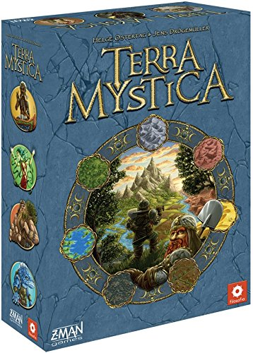 Terra Mystica by Z-Man Games