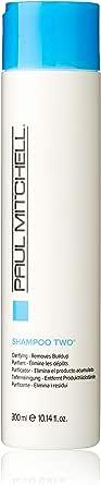 Paul Mitchell Shampoo Two for Unisex, 10.14 oz Shampoo, 304.2 milliliters