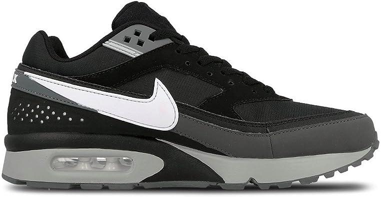 Zapatillas Nike – Air MAX BW Negro/Blanco/Gris Talla: 40,5: Amazon.es: Zapatos y complementos