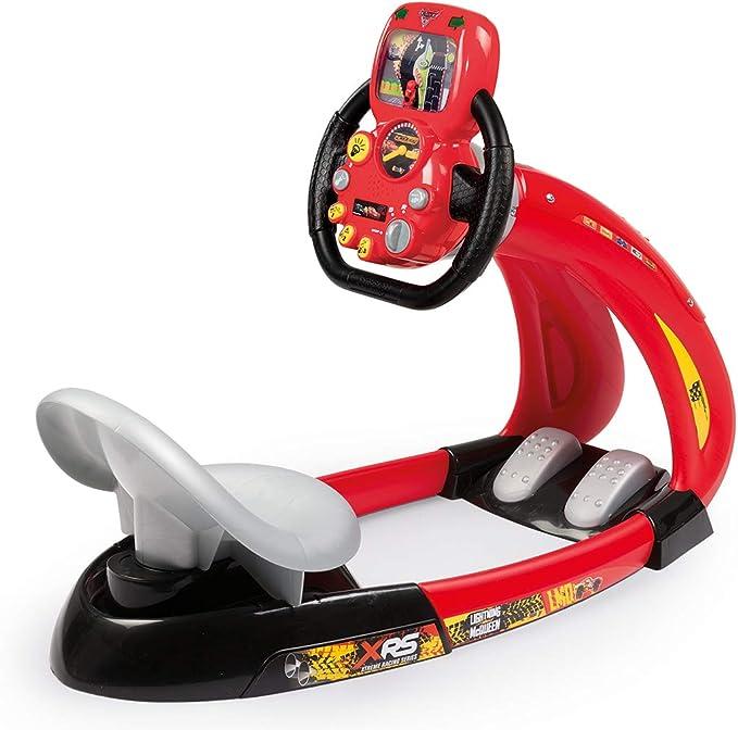 Amazon.com: Smoby Cars XRS 370215 - Simulador de conducción ...