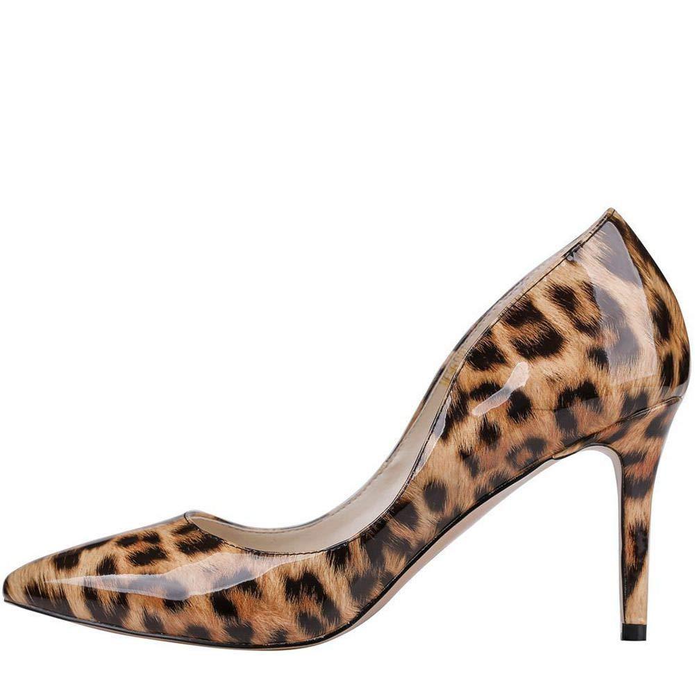 DoraTasia Damenmode High High High Heel Spitze Zehe Sexy Pumps Stiletto Abendkleid Einzelne Schuhe 76f907