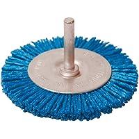 Silverline 217842 - Cepillo circular abrasivo con filamentos