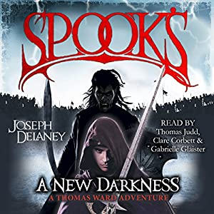 Spook's: A New Darkness Audiobook