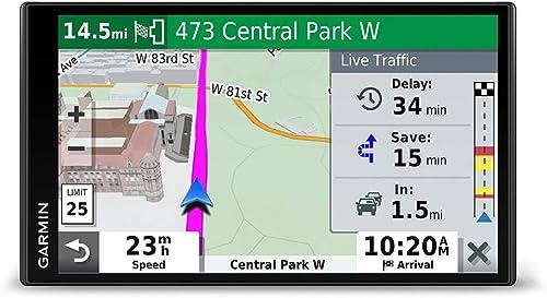 Garmin Drive Smart 65 - Best GPS Tablets For Navigation