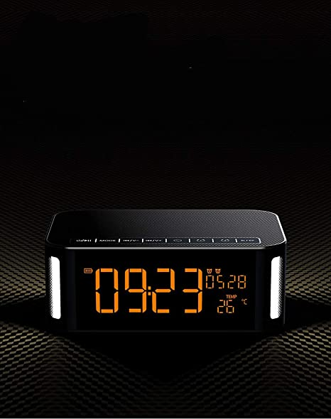 Amazon.com: Musky Night Lights Wireless Bluetooth Speaker ...