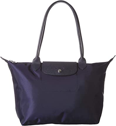 Longchamp Le Pliage Neo Top-Handle Bag Small Navy One Size ...