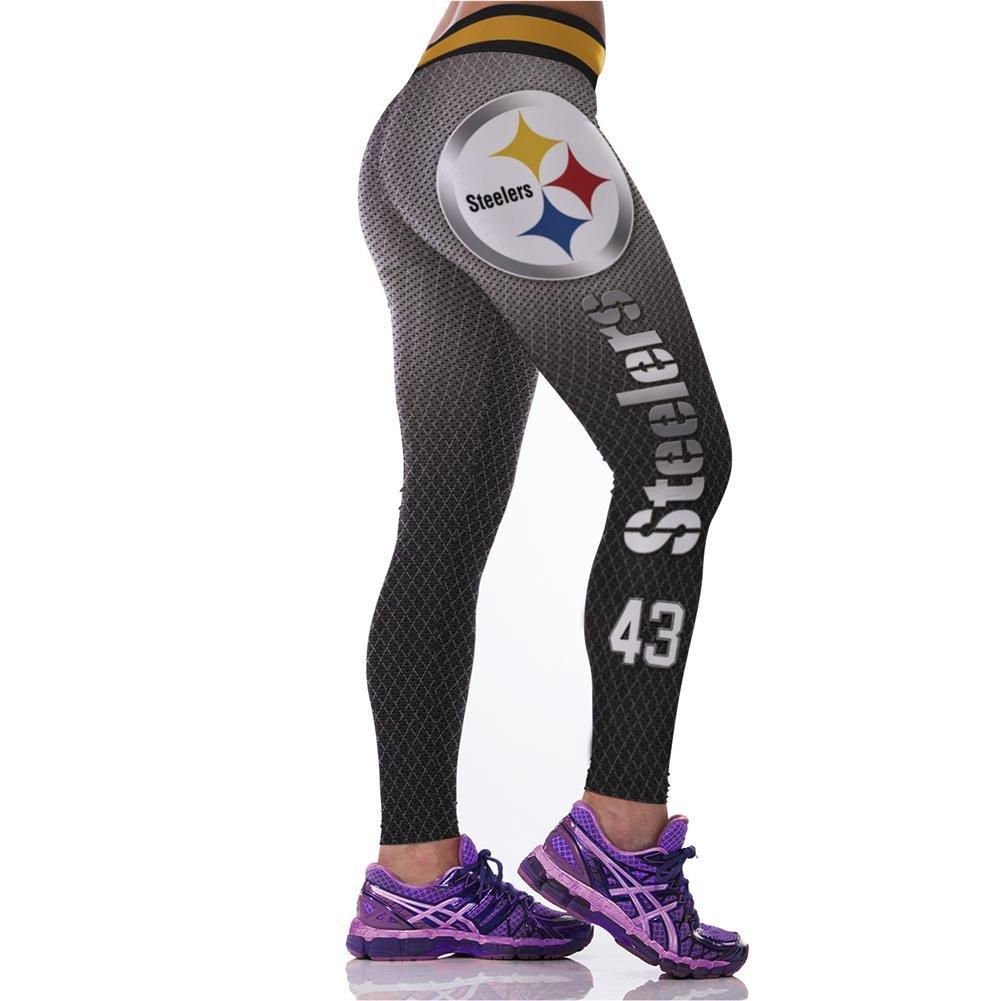 48d7278e 4PING Women's Digital Printing Sports Pants Elasticity Tight Fitness Pants  Yoga Leggings