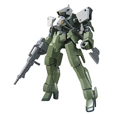 Bandai Hobby HG Orphans 1/144 Graze Kai Gundam Iron Blooded Orphans Model Kit: Toys & Games