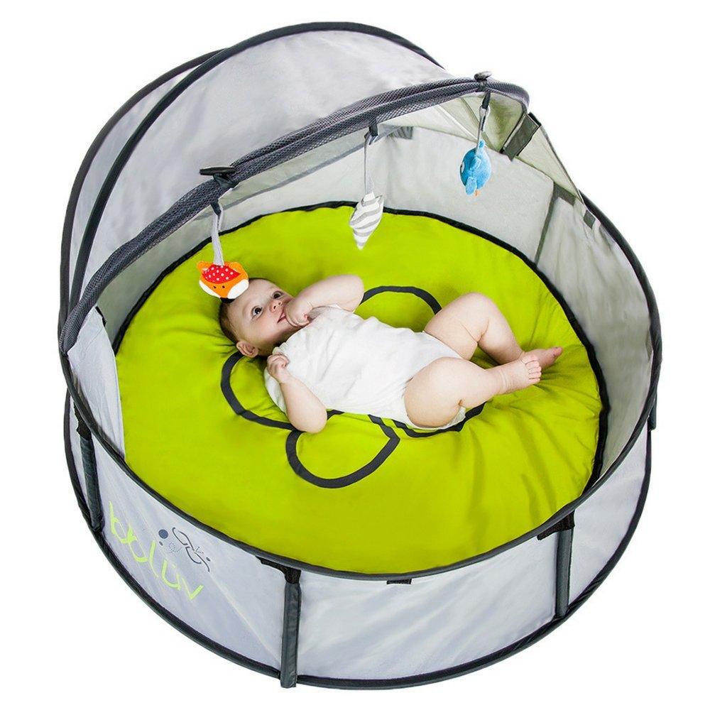 $55.97 (was: $92) Nidö – 2-in-1 Travel & Play Tent
