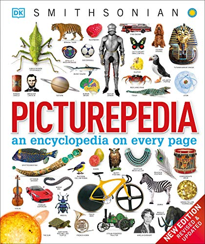 Picturepedia, Second Edition: An Encyclopedia on Every Page Hardcover – Illustrated, October 13, 2020