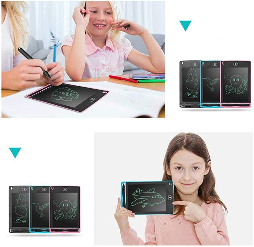 Corgy 6.5 in LCD Tablet Childrens Drawing Board Graffiti Writing Board Graphics Tablets