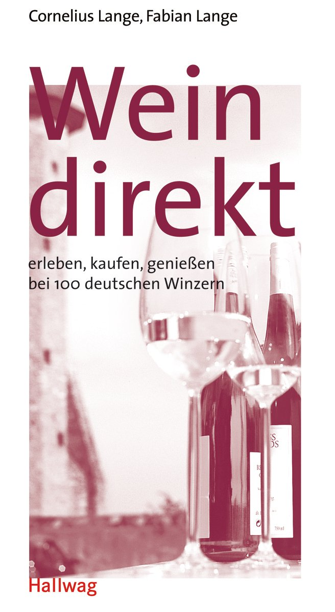 Wein direkt (Hallwag Maxikompasse)