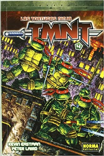 Las tortugas ninja TMNT 4/ Teenage Mutant Ninja Turtles 4 ...